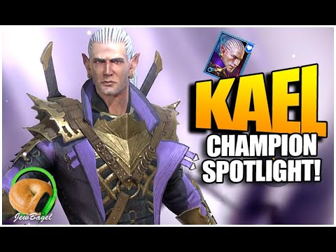 Raid Shadow Legends Kael Masteries