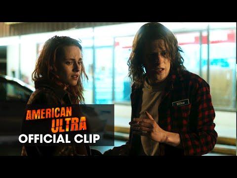 American Ultra (Clip 'Piss My Pants')