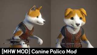 Canine Palico Mod - Creation Video