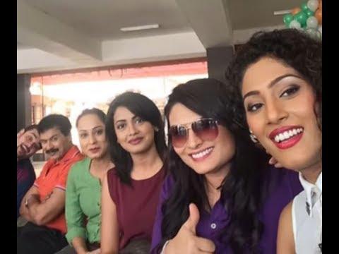 CID - Purvi, Shreya, Tarika, Jaywanti All Lady Cops Behind The Scene