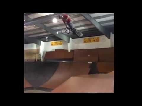 Last Muncie session RIP Muncie skatepark