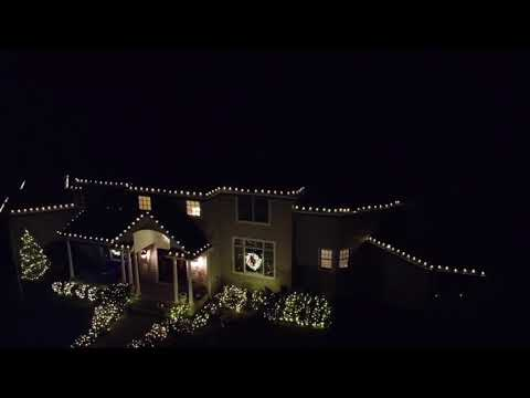 Simple and Perfect Holiday Lighting in Farmingdale, NJ