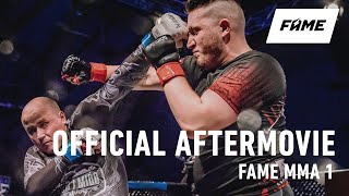 FAME MMA I - Official Aftermovie