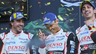 2018 Total 6 Hours of Spa-Francorchamps - Race Highlights