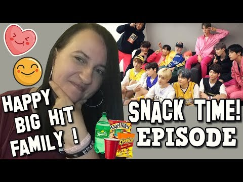 [EPISODE] It's Snack Time of Big Hit @190427 Show Music Core REACTION