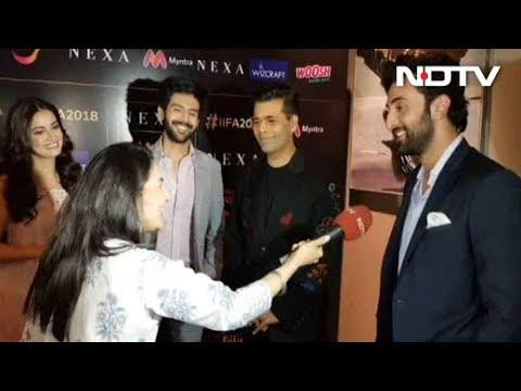 I Have A Crush On Alia Bhatt: Ranbir Kapoor