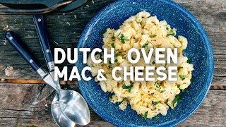 Dutch Oven Mac & Cheese