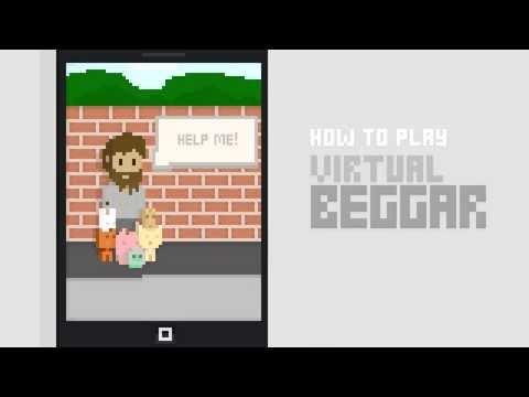Vídeo do Virtual Beggar