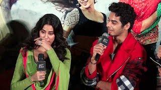 Jhanvi Kapoor BREAKS DOWN Remembering Mother Sridevi While Talking About Dhadak Movie Offer