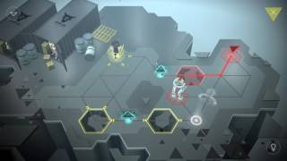 Deus Ex GO - Level 52 Automated Patrol (STORY)