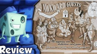 Awkward Guests Review - with Tom Vasel