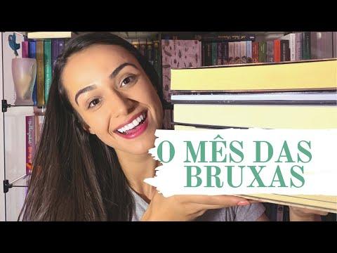 TBR DE OUTUBRO - O MÊS DAS BRUXAS | Os Livros Livram