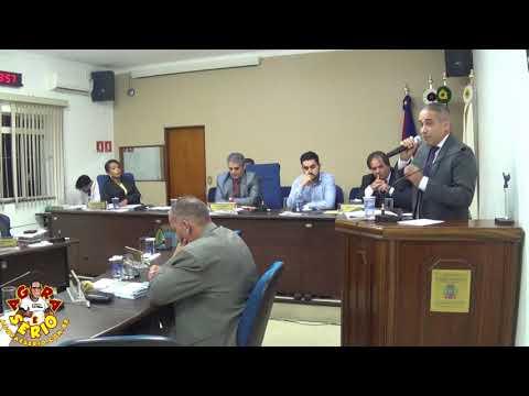 Tribuna Vereador Marciano terça- feira dia 6 de Fevereiro 2018