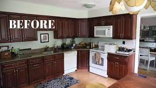 BEFORE And AFTER: Our Kitchen Makeover With Invisalign® Aligners  - Room Makeovers - Thrift Diving