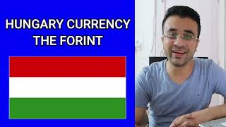 HUNGARY CURRENCY - THE FORINT  - HUNGARY CURRENCY IN INDIAN RUPEES TODAY RATE