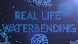 REAL LIFE WATERBENDING (Avatar in REAL LIFE !?)