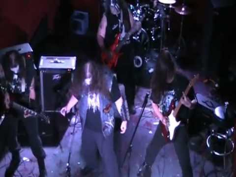 Necrotherion Live in Cleveland Pt. 1