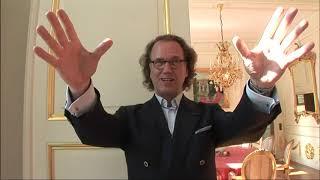 André Rieu, le millionnaire des violons
