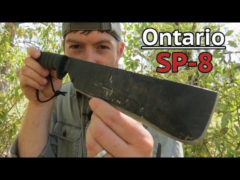 Budget Awesomeness: Ontario SP-8 Survival Machete