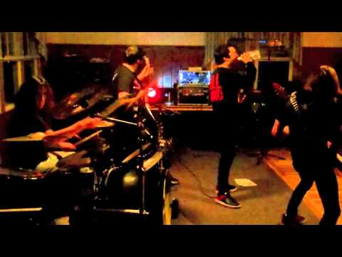 ZERO POINT - I, Destructor live at the Pepperell Community Center 1/1/2011