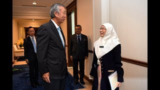 DPM: Full Cabinet to be announced by end of this week