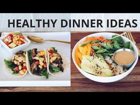 Video HEALTHY VEGAN DINNER RECIPES FOR SPRING