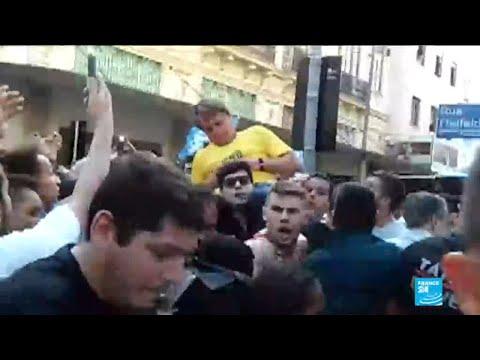 Brazil: Far-right frontrunner Jair Bolsonaro survives stabbing attack