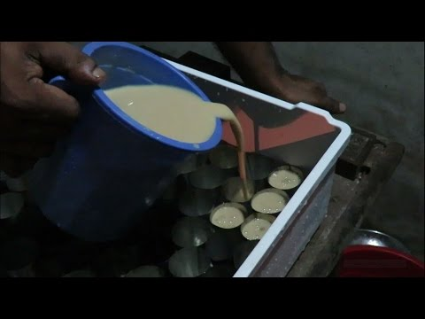 Video Secret Recipe | Real Kulfi Ice Cream with Sandesh - Bengalifood64