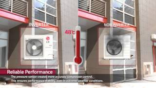 Download Video LG air conditioning unit inverter technology MP3 3GP MP4