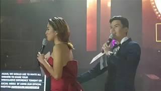 Gretchen Ho Idinaan sa pagra-RAP ang kanyang Hugot Lines Kay Robi Domingo! PANUORIN!