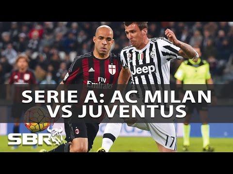 AC Milan vs Juventus – Serie A Predictions   Sun 23rd Oct 2016