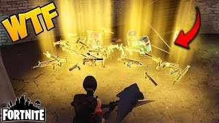 UNLIMTED GOLD LOOT! - Fortnite Funny Fails and WTF Moments! #119 (Daily Moments)