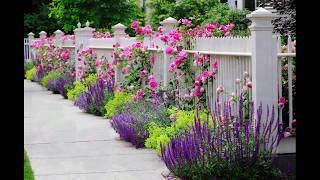 Most Creative Front Yard Garden Landscaping Ideas