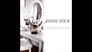 ROOM TOUR- Pokój moich marzeń.