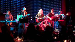 """This Hungry Life"" Tanya Donelly at Joe's Pub 7/13"