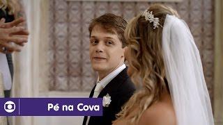 Pé na Cova: Alessanderson vai se casar!