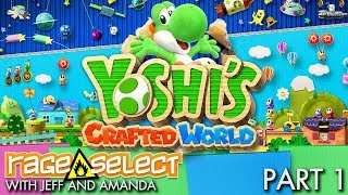 Yoshi's Crafted World - The Dojo (Let's Play) - Part 1