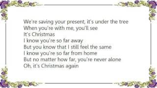 Chris Isaak - Washington Square Lyrics