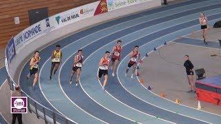 Val de Reuil 2018 : Finale 400 m Juniors M (Fabrisio Saidy en 47''85)