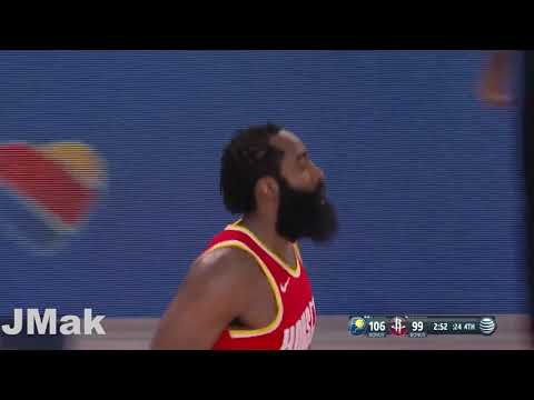 PACERS vs ROCKETS 8.12.2020, Houston vs Indiana Highlights, JMak, JMak TV