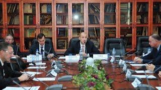 Стратегическая сессия, посвященная стандартам минимальных знаний по цифровой экономике