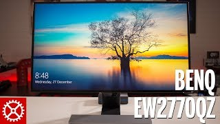 Benq EW2770QZ Review - 27 Inch 1440P IPS Monitor for Video and Photo Editing