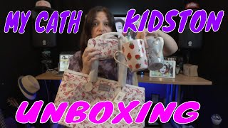 MY CATH KIDSTON COLLECTION, UNBOXING