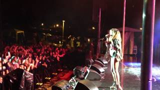 STAND BEHIND THE MUSIC LIVE ANJULIE