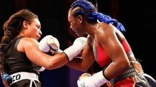 Claressa Shields vs Hanna Gabriels Middleweight Championship Fight🔥