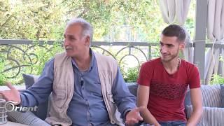 احتفالية العيد في ضيافة الفنان اللبناني طوني كيوان