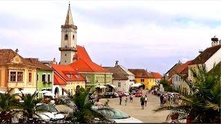 preview picture of video 'Rust am Neusiedlersee, die historische Storchenstadt'