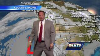 Winter officially begins Wednesday morning