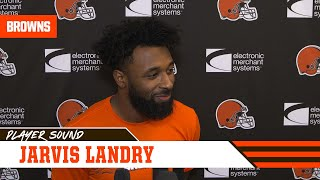 Jarvis Landry: There are things we can still get better at on offense | Player Sound