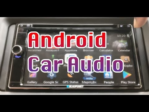 Blaupunkt Cape Town Android Car Audio System Review